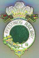 Ffestiniog Railway Badge
