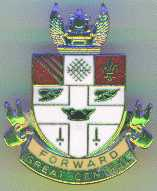 Great Central Railway Badge