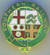 Southern Railway Badge