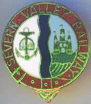 Severn Valley Railway Badge